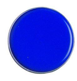 Μπλε Θεατρικό Face Painitng