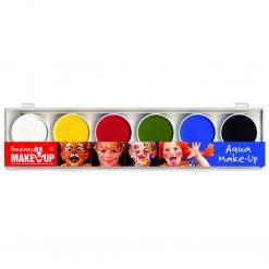 Παλέτα 6 Aqua Χρωμάτων