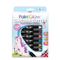 Unicorn Glitter Sticks