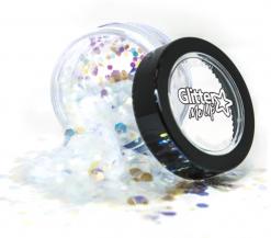 Ιριδίζον Chunky Glitter