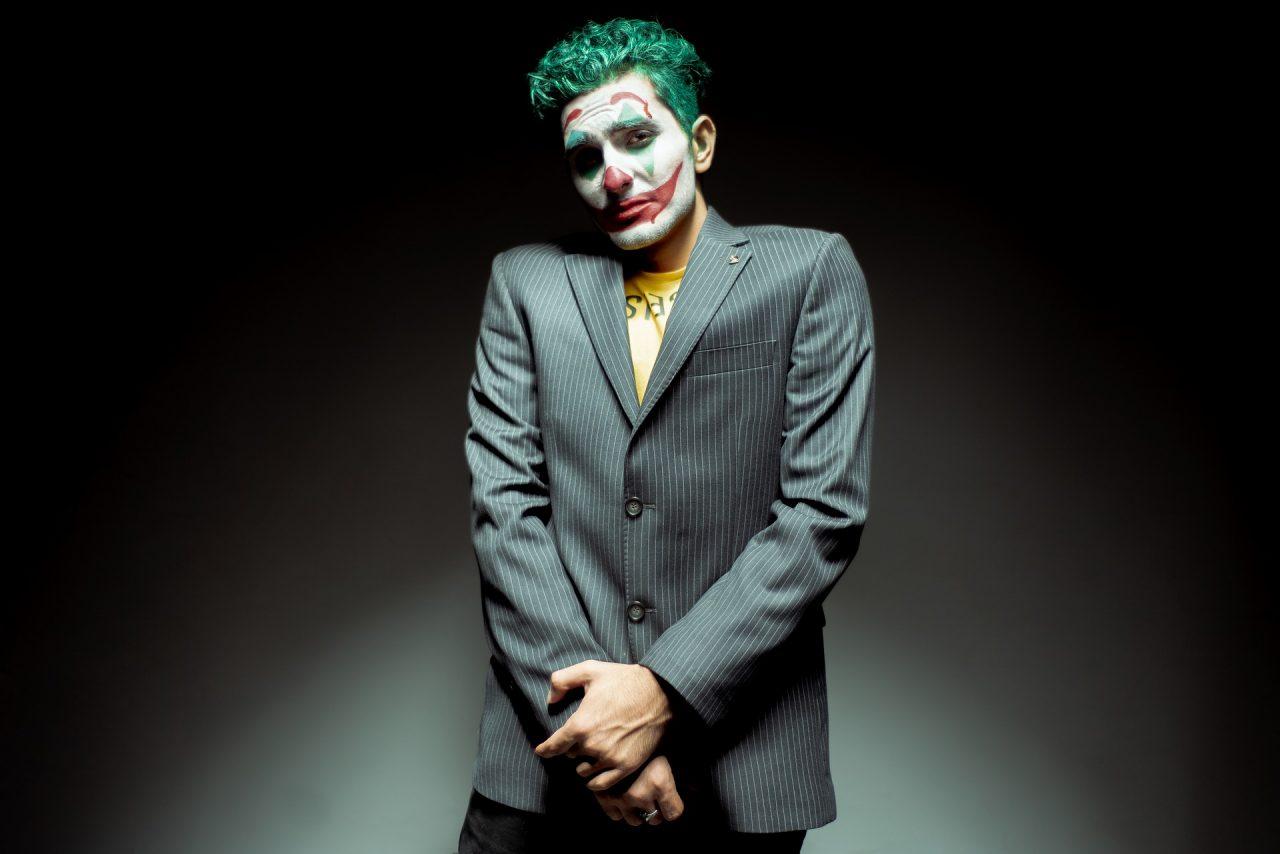 make up Joker
