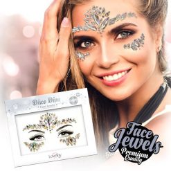 Κοσμήματα προσώπου - Disco Diva