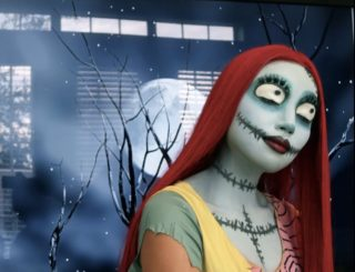 Sally απ' το The Nightmare Before Christmas
