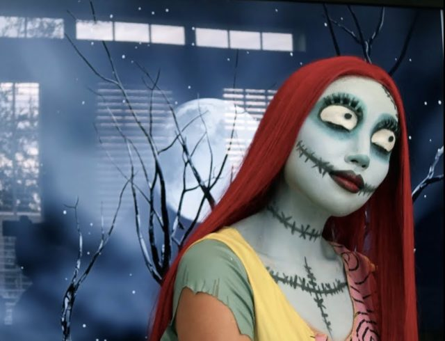 Sally απ' το The Nightmare Before Christmas